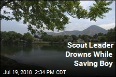 Scout Leader Drowns While Rescuing Boy