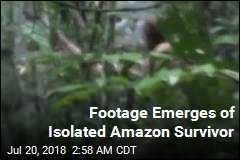Man Has Lived Alone in Amazon for 22 Years