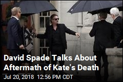 David Spade: Family 'Pulling It Together' After Kate's Death