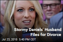Stormy Daniels' Husband Files for Divorce