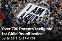 Administration: 1,820 Kids Reunited After Border Split
