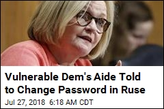 Report: Russians Tried, Failed to Hack Vulnerable Democrat