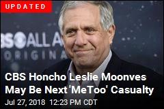 Ronan Farrow's New Exposé Target: CBS' Leslie Moonves
