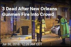 Gunmen Kill 3, Wound 7 Outside New Orleans Strip Mall