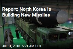 Report: North Korea Is Building New Missiles