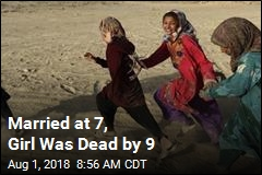 Married at 7, Girl Was Dead by 9