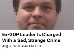 Ex-GOP Leader Kills Mom's Dog and Says He's Christ: Cops