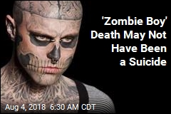 Family of 'Zombie Boy' Believes Death Was Accidental