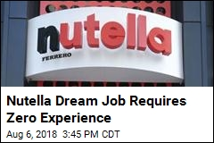 Nutella Wants to Hire 60 Average Folks for Dream Job
