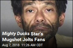 Mighty Ducks Star Busted, Was Acting 'Erratically With Flashlights'