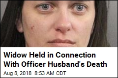 A Cop Is Dead. Was It by His Hand, or His Widow's?