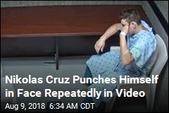 'You Deserve to Die': Cruz Mimics Suicide in Confession Video