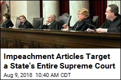 Impeachment Articles Target a State's Entire Supreme Court