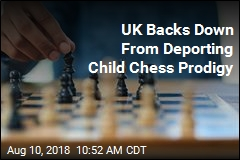 In 11th Hour, Chess Prodigy Saved From Deportation
