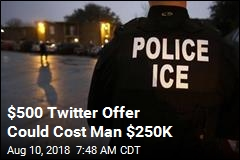 $500 Twitter Offer Could Cost Man $250K