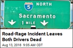 Road-Rage Incident Leaves Both Drivers Dead
