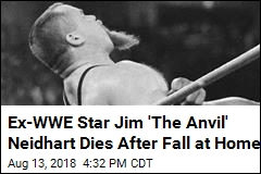 Ex-WWE Star Jim 'The Anvil' Neidhart Dies After Fall at Home