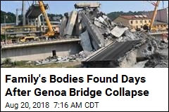 The Death Toll Climbs: 43 Dead After Genoa Bridge Collapse