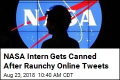 Would-Be NASA Intern Tells Off Wrong Person in Vulgar Tweet
