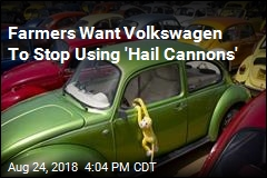 Who Stopped the Rain? Farmers Say Volkswagen