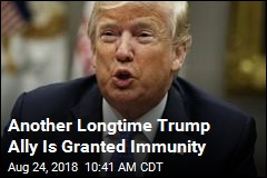Another Longtime Trump Ally Is Granted Immunity