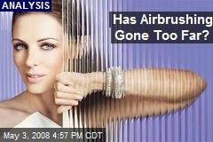 Has Airbrushing Gone Too Far?