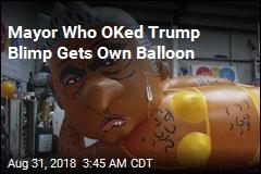 London Mayor OK's Balloon Depicting Him in a Bikini