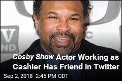 Twitter Rallies for Cosby Show Actor With Job at Trader Joe's