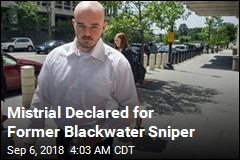2nd Murder Trial of Blackwater Sniper Ends in Mistrial
