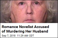 Romance Author Accused of Killing 'Mr. Right' in Real Life