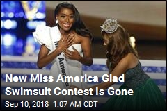 New Miss America Is First Who Didn't Have to Don Swimsuit