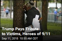 Trump Pays Tribute to Victims, Heroes of 9/11