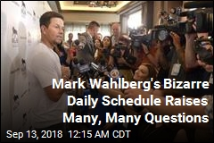 Mark Wahlberg's Bizarre Daily Schedule Raises Many, Many Questions