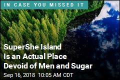 If You Have $5K, You Can Go to an Island Free of Men