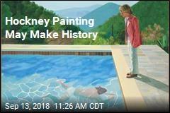 Hockney 'Masterpiece' May Make History