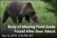 Hunting Guide Mauled to Death by Bear