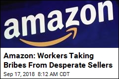 Amazon: Some Workers May Be Taking Bribes
