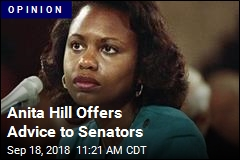 Anita Hill to Senate Panel: Don't Blow It Again