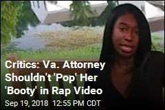 Top Va. Prosecutor Takes Heat for 'Booty Poppin'' Video