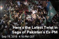Pakistan's Ex-PM Sharif, Family Freed