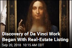 Discovery of Da Vinci Work Began With Real-Estate Listing