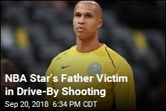NBA Star's Father Victim in Drive-By Shooting