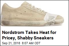 You, Too, Can Own a Pair of Dirty, Taped Sneakers for $530