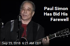 Paul Simon Has Bid His Farewell