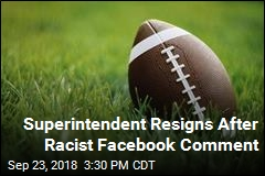 Superintendent Resigns After Black Quarterback Remark