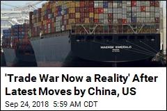 China Hikes Tariffs, Accuses US of 'Trade Bullyism'
