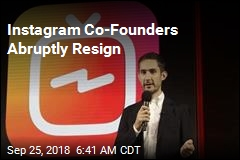 Instagram Co-Founders Abruptly Resign
