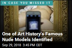 Identity of Famous Nude in Art History Revealed