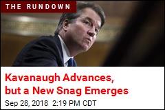 He Passes: Senate Panel Advances Kavanaugh