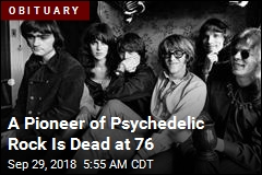 A Pioneer of Psychedelic Rock Is Dead at 76
